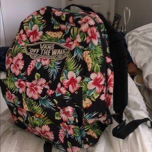 Vans book bag